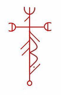 d8mA4GRzCZ0 (207x324, 34Kb) Fortune Telling, Numerology, Rubrics, Astrology, Diy And Crafts, Spirituality, Symbols, Jewelry, Runes