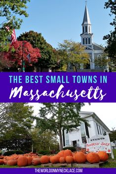 Massachusetts may be best known for Boston, but we discovered so much more on a road trip through the state including the best small towns in Massachusetts. Usa Travel Guide, Travel Usa, Travel Tips, Travel Destinations, Beach Travel, Budget Travel, Spain Travel, Travel Guides, Travel Photos