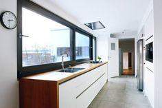 Attic Home by Studio Swen Burgheim http://interior-design-news.com/2016/02/27/attic-home-by-studio-swen-burgheim/