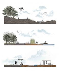 Fishing Boat Harbor and 'River' of Liopetri / Various Architects