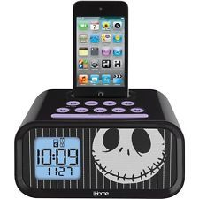 Nightmare Before Christmas Jack Skellington Dual Alarm Clock, 30 Disney Electronics Projects, Gifts For Teens, Gifts For Her, Great Gifts, Nightmare Before Christmas, Tattoo Technology, Hacks, Diy Iphone Case, Jack The Pumpkin King