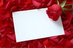 Red rose frame, Mother Day