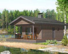 Kastelli - Kuutti-sauna