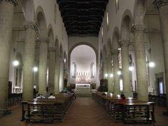 Duomo di sansepolcro, interno 01 - Duomo di Sansepolcro - Wikipedia
