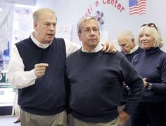 Ohio judge who defended Al Franken with crass Facebook post apologizes   -  November 19, 2017.  Image: Former Ohio Gov. Ted Strickland, left, talks with Bill O'NeillFormer Ohio Gov. Ted Strickland, left, talks with Bill O'Neill during a visit with supporters at the Democratic party headquarters in Mentor, Ohio on Oct. 29, 2010.