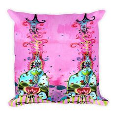 NEW! Pillows on etsy all from the Art of Wendy Costa