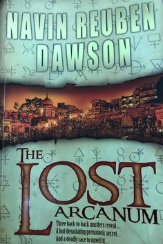 Book Review : The Lost Arcanum