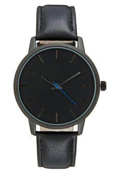 hot sale online 61b12 447c7 Orologio - black   Zalando.it 🛒