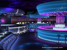 Nightclub Interior Design | NIGHTCLUB DESIGN - NIGHTCLUB LIGHTING - DISCO DESIGN - NIGHT CLUB ...