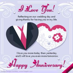 A Romantic Anniversary Ecard For Your Spouse See All My Ecards