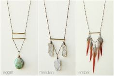 thread & stone collection