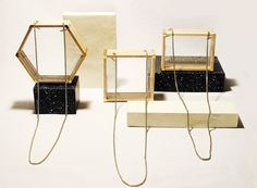 Clear Acrylics Natural Wood Bag por BlueRibbonObjects en Etsy
