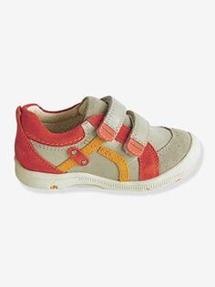 b6a4ca1a7dc62 Chaussures cuir garçon spécial maternelle - vertbaudet enfant Chaussures  Enfant Garcon