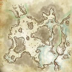 BG- Grotte by gogots on DeviantArt