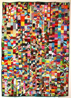 Inspiration for the circus quilt. Before I left Ringling I got fabric scraps from wardrobe. I need to get cracking. I Left in 2001.