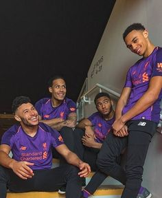 Liverpool release new 'deep violet' away kit for season Liverpool Team, Time Do Liverpool, Camisa Liverpool, Liverpool Anfield, Liverpool Memes, Liverpool Fc Wallpaper, Liverpool Wallpapers, Premier League, Asensio