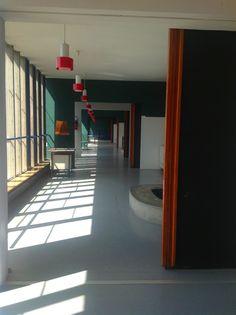 Site le Corbusier à Firminy - Unité d'habitation (école maternelle)
