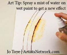 Abstract painting for beginners | Jo Toye, ArtistsNetwork.com