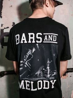 BAM Back Print – Bars and Melody