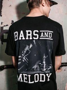 BAM Back Print – Bars and Melody
