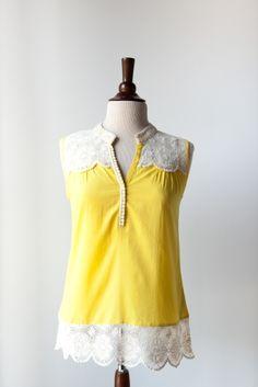 Yellow Cotton   indiahicks.com