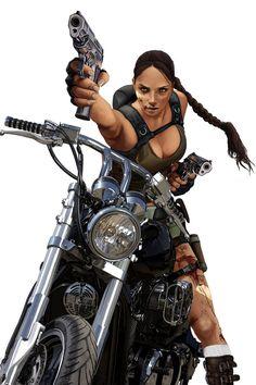 Lara Croft - Terribilus