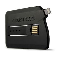 Charge your iPhone 5 with this charger that fits into your wallet!  http://rstyle.me/~182RA
