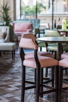 FLOORING!!  The Applejack Hospitality group have created a cool new bar inspired by the architecture of Cuba and the 1950s hotels of Miami inside the Pullman Quay Grand Sydney Harbour with stunning harbour views.