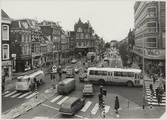 Verwulft bij de Gierstraat, ziende naar het zuidoosten 1968