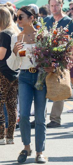 Vanessa Hudgens Queen V, Vanessa Hudgens, Skinny Jeans, Children, Pants, Flower, Nice, People, Style