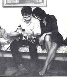 always hoped that Dylan and Joan would realize they were each other's one true love.