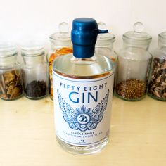 New to London's blossoming distillery scene, a spirit born from pure curiosity