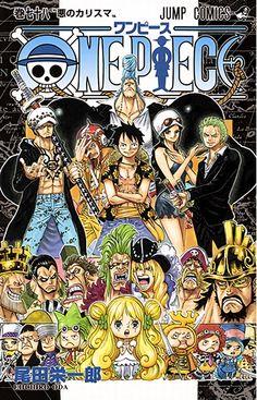 """One Piece"" Manga 78th Volume Tops Weekly Sales Ranking with 1.676 Million Copies ⋆ MangaPanda"
