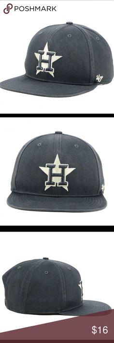 31a65c0bf02  47 Brand MLB Houston Astros SnapBack Cap  47 Brand MLB Houston Astros navy  Captain