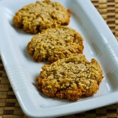 Low-sugar Coconut Almond Macaroons. These are incredible, and good for phase 1 of the south beach diet! fun-recipes