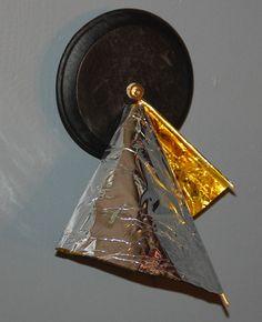 DIY Manifold clock
