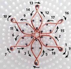 FlowerFree joyería Diy Proyectos | Aprender cómo hacer la joyería - beads.us