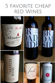 5 California wines that are sure to please but are affordable ($12-25)