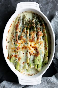 Baked Asparagus Recipe With Parmesan Cheese.Cheesy Baked Asparagus Gratin Recipe The Forked Spoon. Roasted Cauliflower With Parmesan Cheese Recipes WW USA. Asparagus Pancetta And Puff Pastry Bundles Recipe . Side Dish Recipes, Vegetable Recipes, Vegetarian Recipes, Cooking Recipes, Healthy Recipes, Esparagus Recipes, Cooking Pork, Cooking Games, Side Dishes
