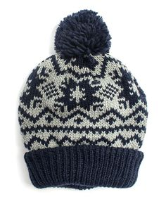 6be266adeb0 Lodge-worthy details define the outdoor-bound style of this beanie