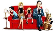 Adicción a los teléfonos móviles y a las redes sociales en las familias
