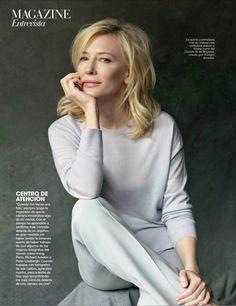 Cate Blanchett on Marie Claire Spain, October 2016 Issue. Business Portrait, Corporate Portrait, Business Headshots, Corporate Headshots, Pose Portrait, Headshot Poses, Female Portrait, Headshot Ideas, Portrait Ideas