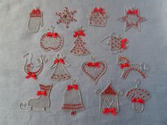 Vianočné drobnôstky, Vianočné dekorácie   Artmama.sk