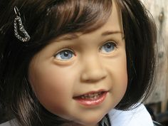 Beautiful 2000 Gotz Doll SIMONE by SISSEL SKILLE