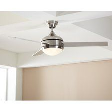 48 Melbourne 3 Blade Ceiling Fan Soap DispenserKitchen RemodelingFrosted GlassSpare RoomLighting