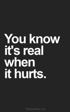 Love Hurt Quotes 6