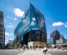 Tokyu Plaza Ginza by Nikken Sekkei