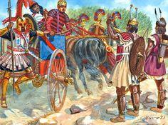 Early Carthaginians, 6th Century BC