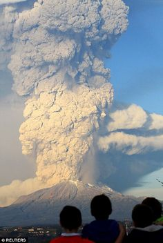 Destructive: Volcanoes occur at the edges of tectonic plates which make up the earth's cru...