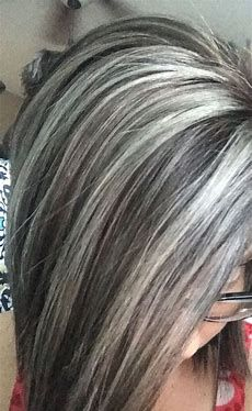 Image result for Gray Silver Highlights